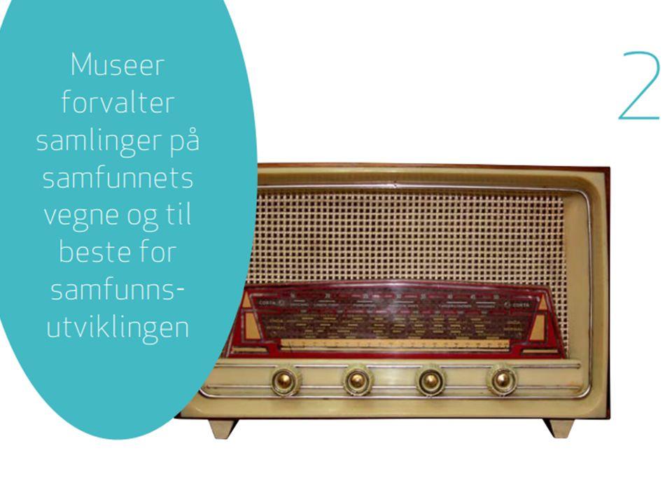 2.20 Dokumentasjon av samlingen Museumssamlinger skal doku- menteres i samsvar med aksepterte profesjonelle standarder.