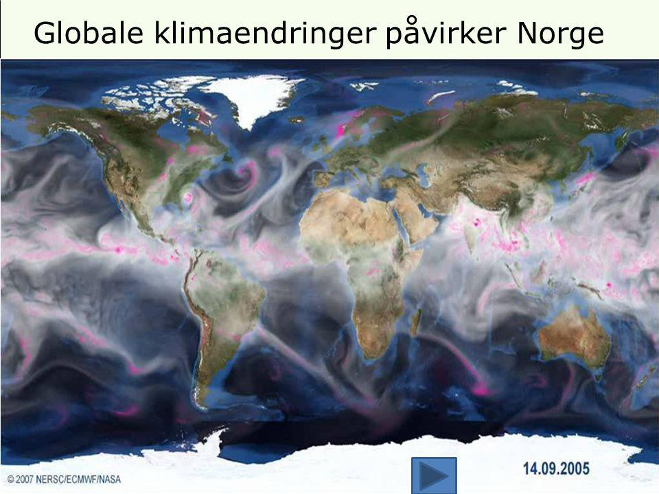 16 Globale klimaendringer påvirker Norge