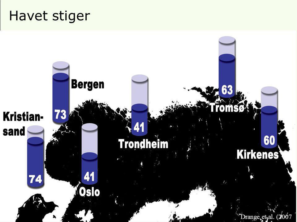 19 Havet stiger Drange et al. (2007)