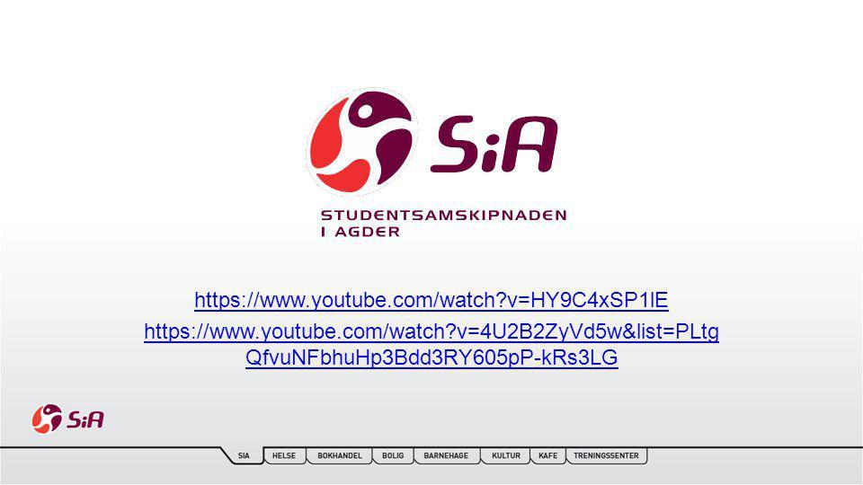 https://www.youtube.com/watch v=HY9C4xSP1lE https://www.youtube.com/watch v=4U2B2ZyVd5w&list=PLtg QfvuNFbhuHp3Bdd3RY605pP-kRs3LG