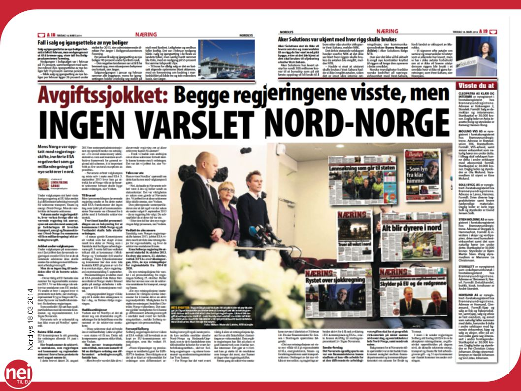 Nordlys 18.03.2014