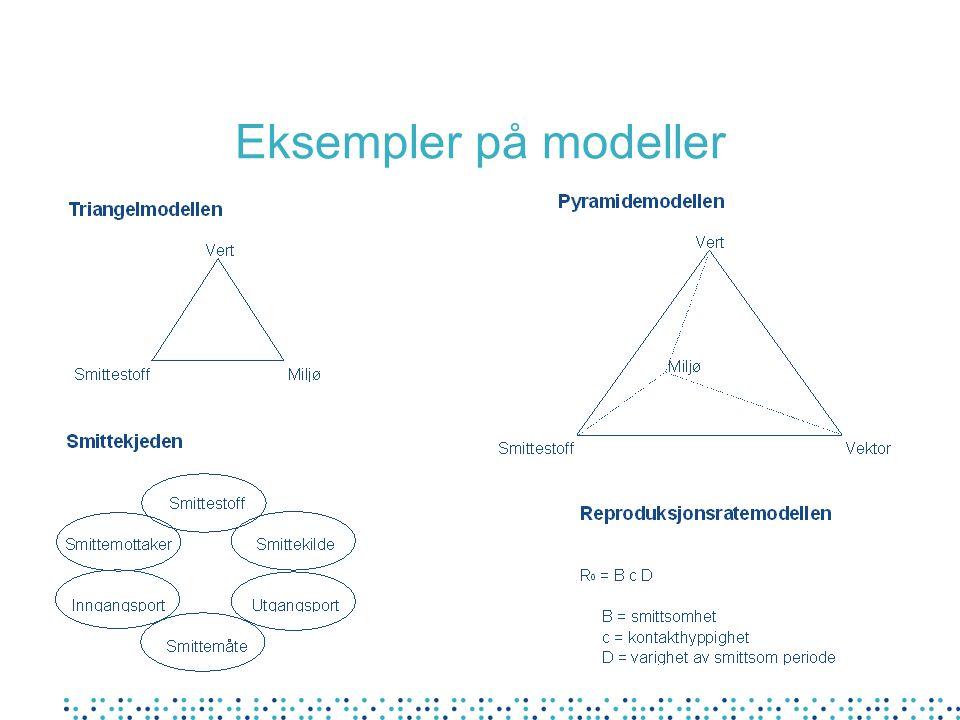 Eksempler på modeller