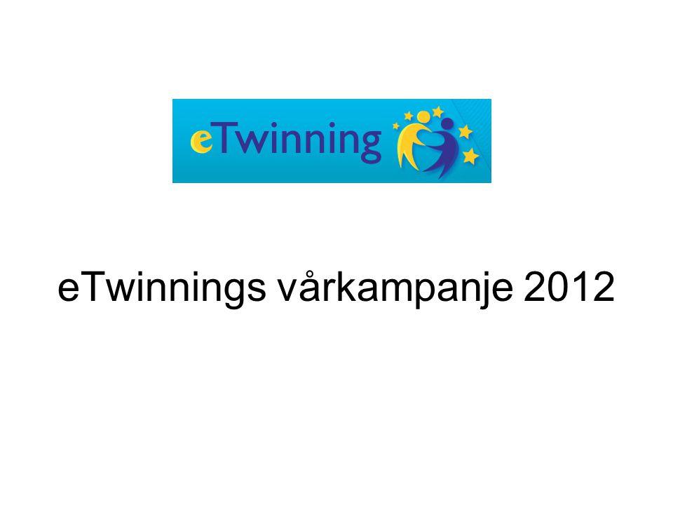 eTwinnings vårkampanje 2012