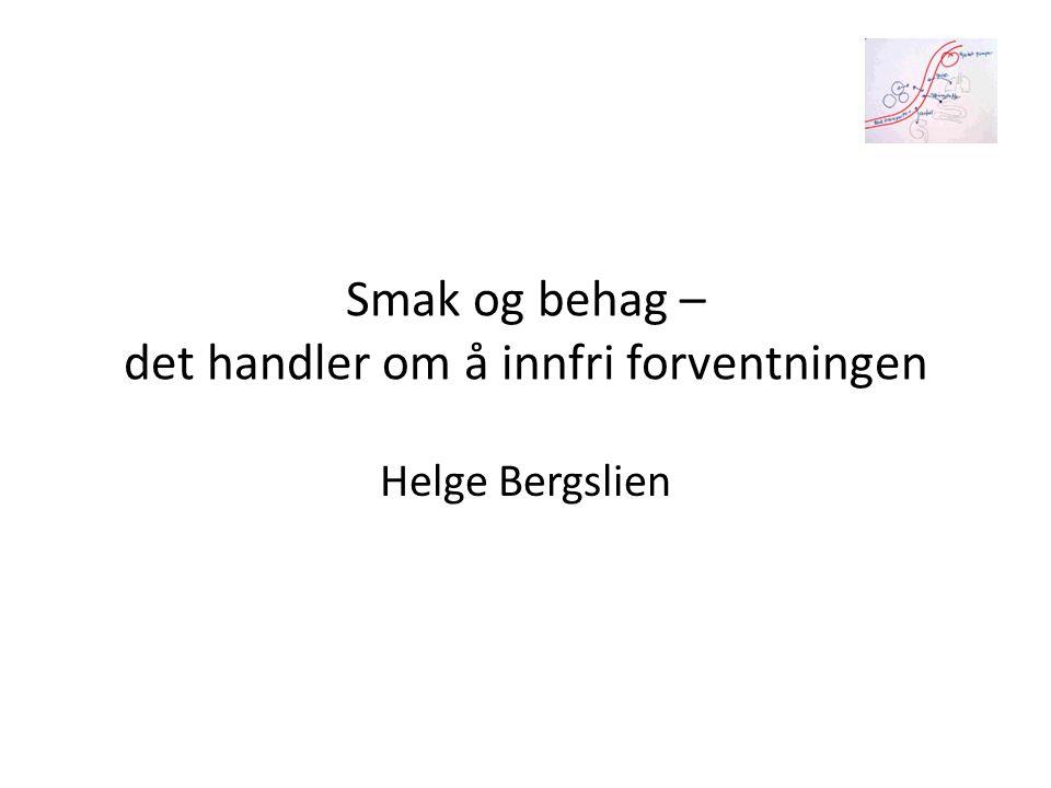 Helge Bergslien32 Ullensvang, Mai 2014