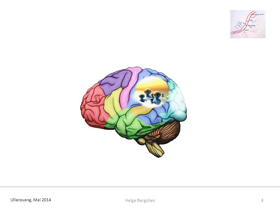 Opplevd kvalitet skapes i hjernen Erfaring Læring Situasjon Fysiologi Helse LUKT SYN LYD SMAK Helge Bergslien25 Ullensvang, Mai 2014