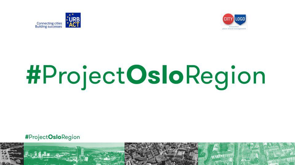 Oppdraget  Initiativtakere: Oslo kommune og samarbeidsalliansen Osloregionen  Prosjektarbeidet startet fur jul i fjor.