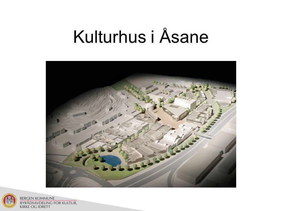 Kulturhus i Åsane