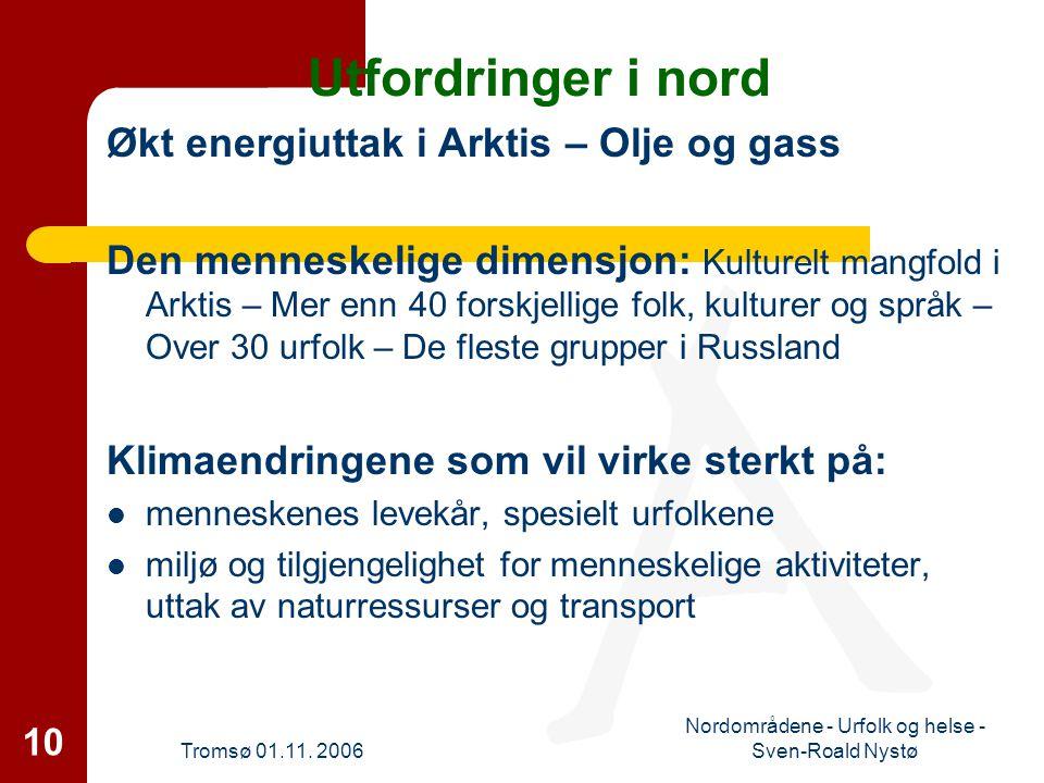 Tromsø 01.11.