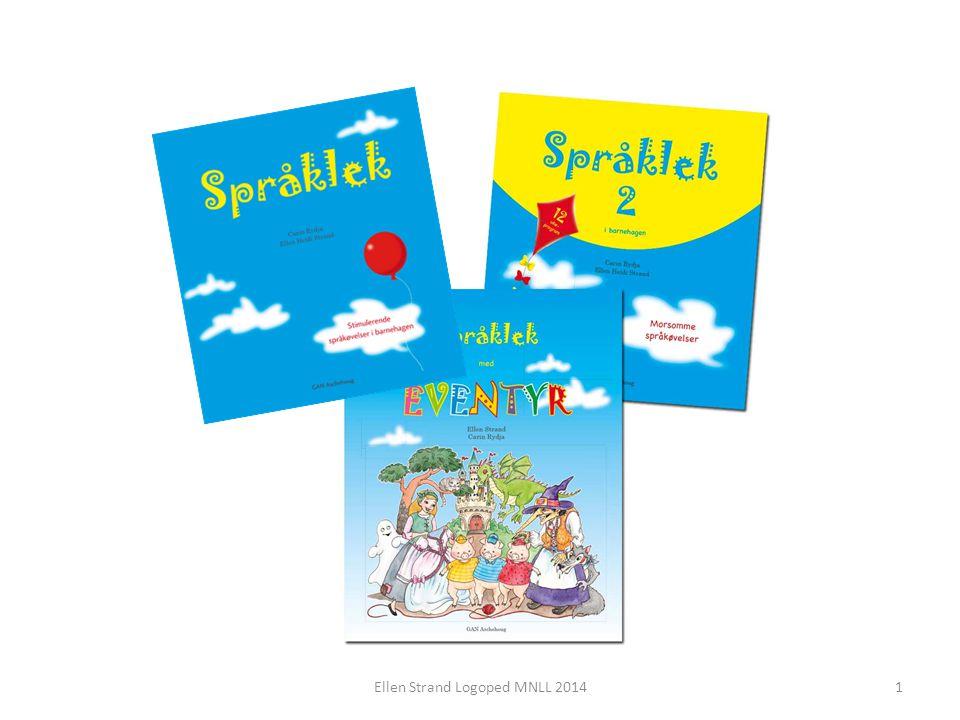 SPRÅKLEK – Betydningen av struktur Organisering av språkstunden Tenk gjennom: – Hvordan sitter vi – faste plasser.