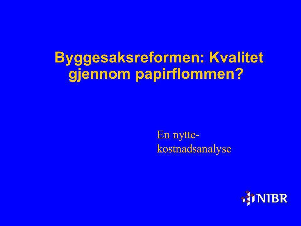Forhåndskonferansen  Spørreundersøkelsen: 50/50 (f og k): Økt bruk  … gir bedre byggesøknader.