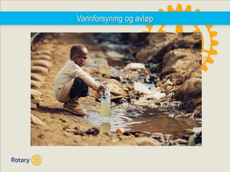 Vannforsyning og avløp