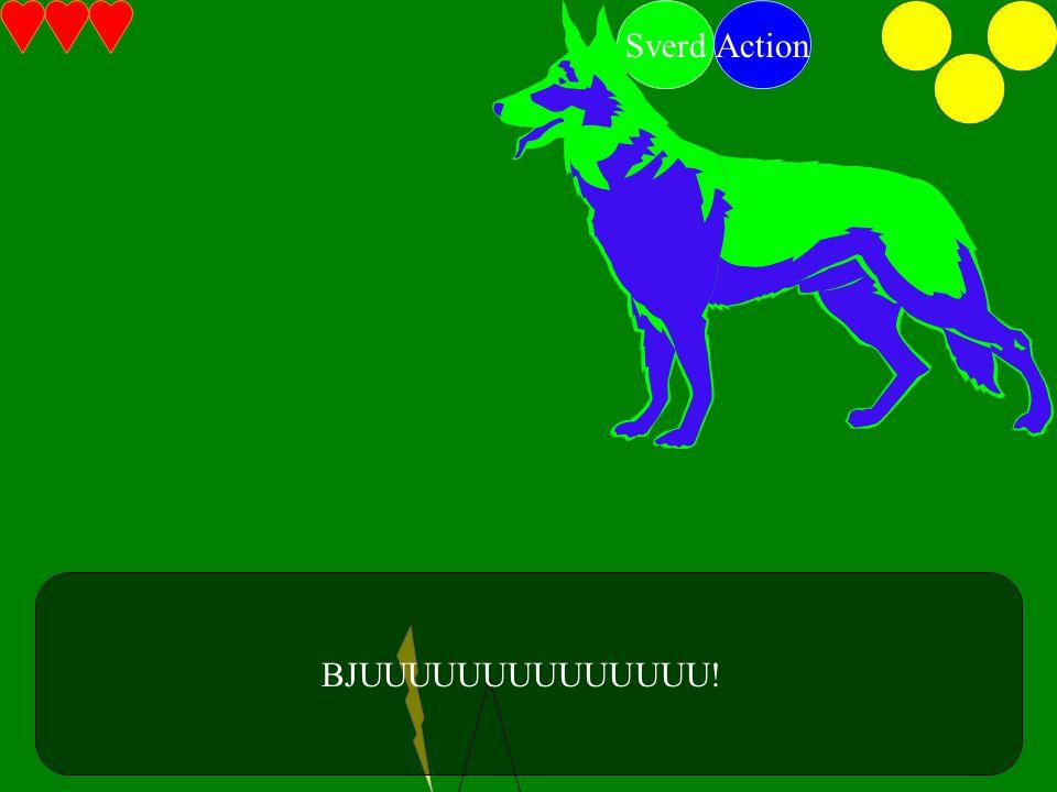 SverdAction Tilbake BOSS X