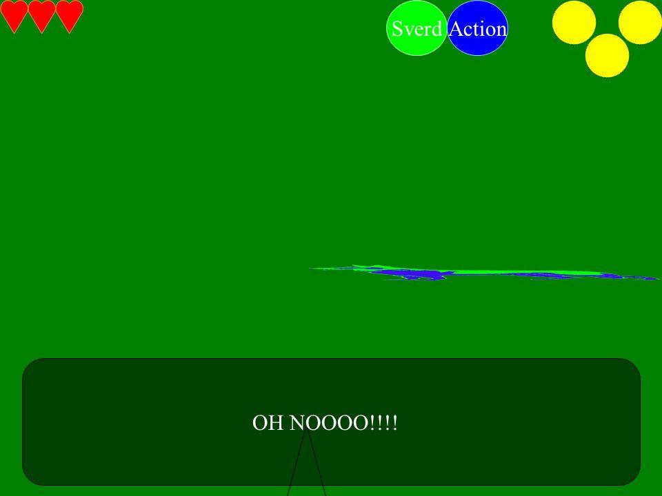 SverdAction NoNoNo!