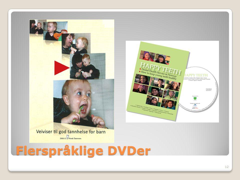Flerspråklige DVDer 12