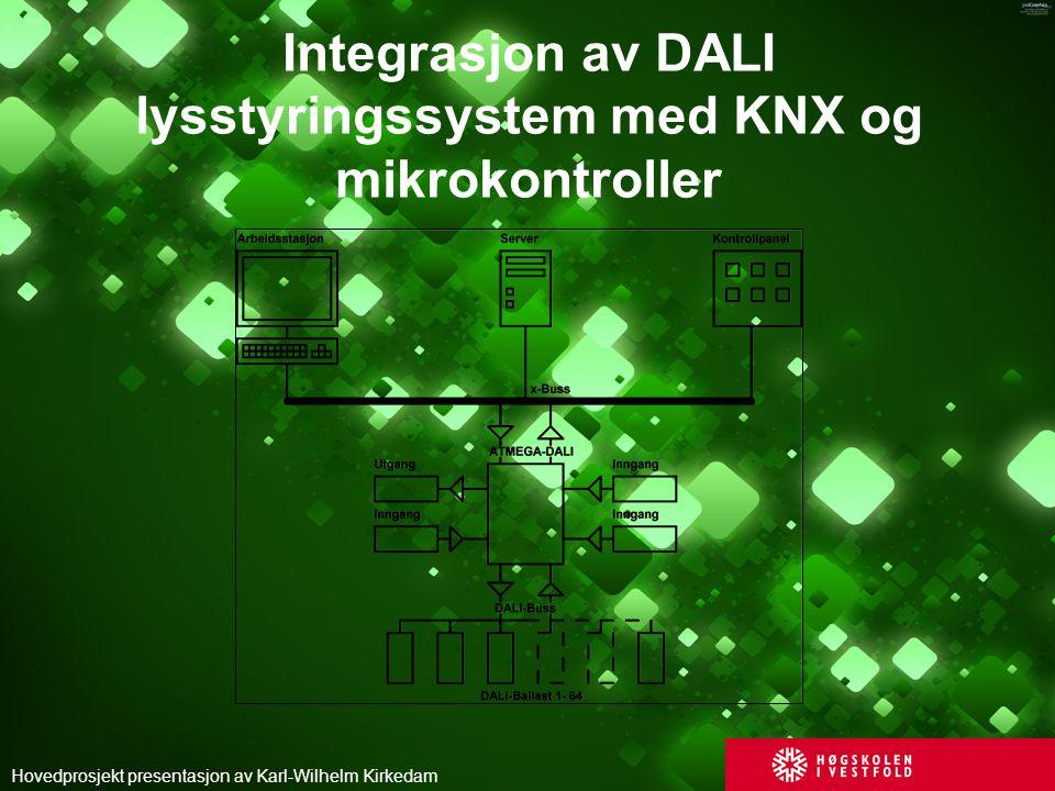 Hovedprosjekt presentasjon av Karl-Wilhelm Kirkedam