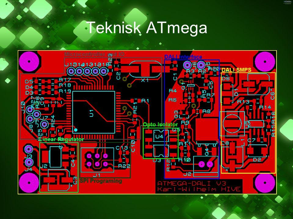 Teknisk ATmega