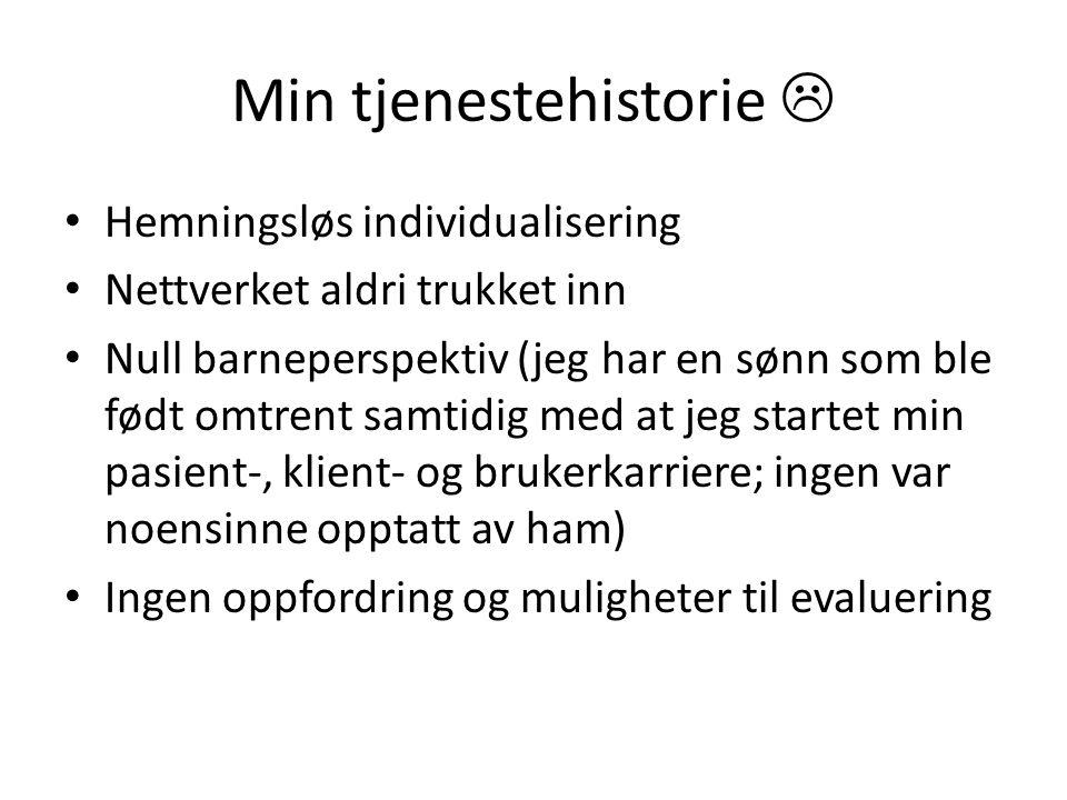 Gode eksempler Hinna bydel i Stavanger: Redesignet hele tjenesten i tråd med brukernes ønsker og faglig mot: -Hva vil skje om vi gir brukerne nøklene til tjenestebilen.