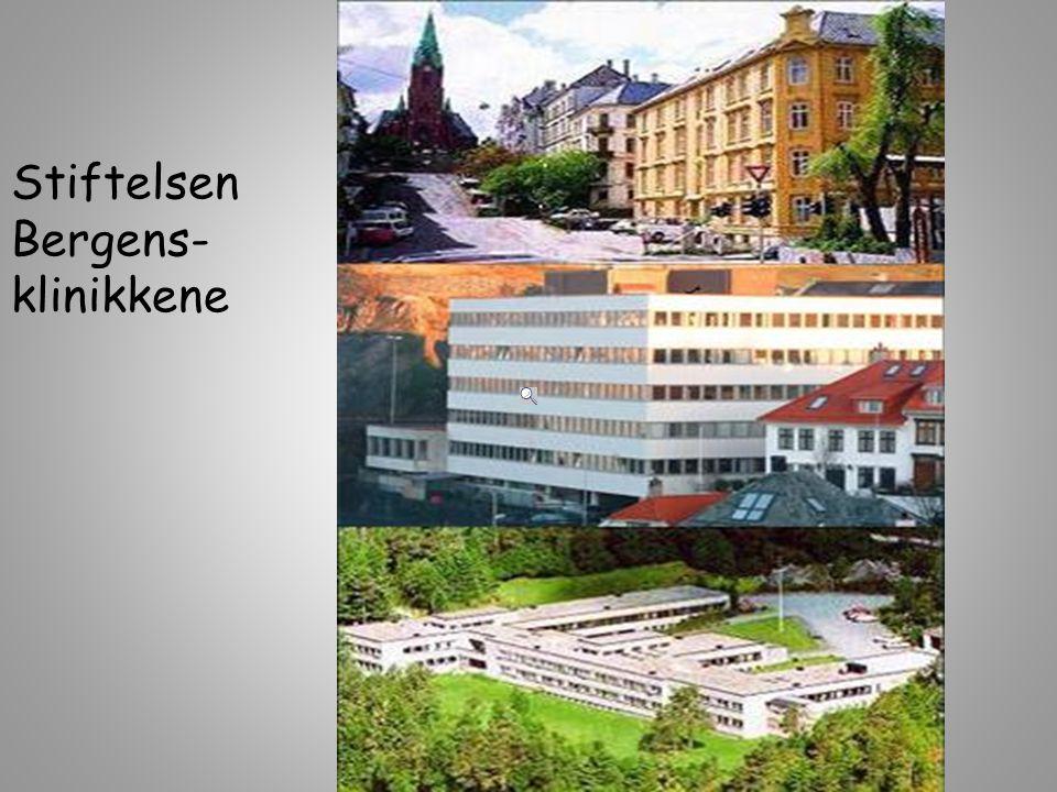 Stiftelsen Bergens- klinikkene