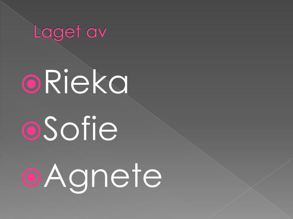  Rieka  Sofie  Agnete