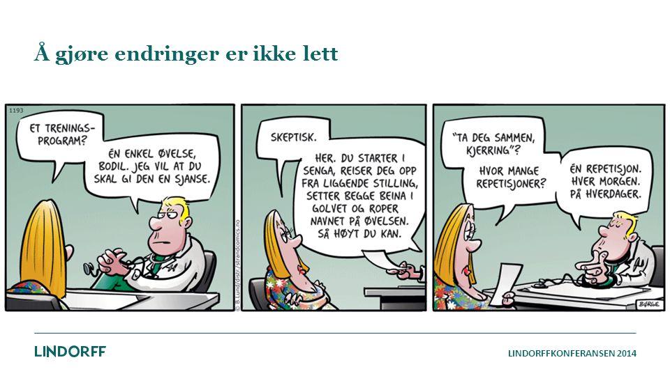 LINDORFFKONFERANSEN 2014, side 36 Fastlands-Norge ikke helt skjermet