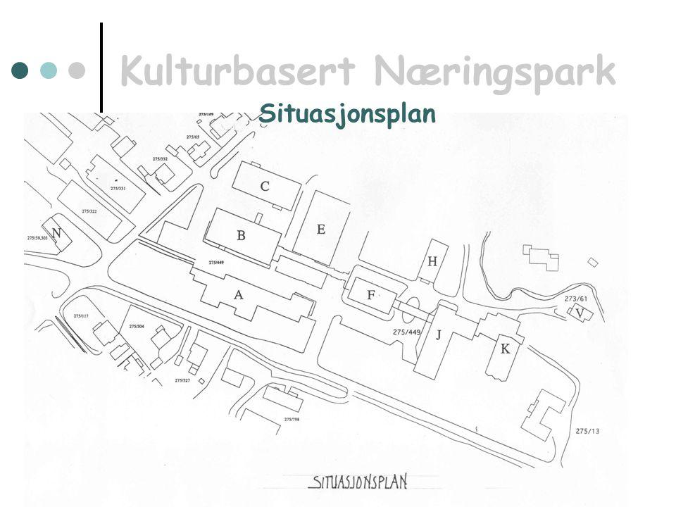 Kulturbasert næringspark – Frol – Helge Dieset – Levanger kommunestyre 04.05.05 Kulturbasert Næringspark Situasjonsplan