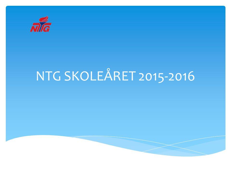  Info NTG – Sindre Bergan – Øyvind Langørgen  Hvorfor NTG – Olav Haraldseid  NTG Bærum - bordtennis 2015 S.