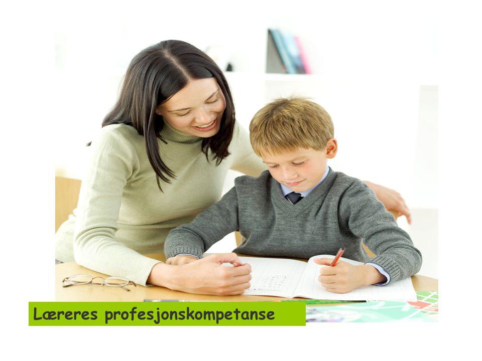 Læreres profesjonskompetanse