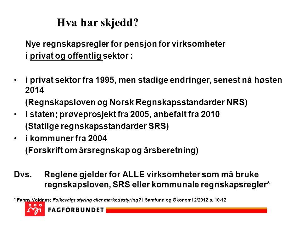 NTL Brønnøysundregistrene NTL Sentralforvaltningen 10.