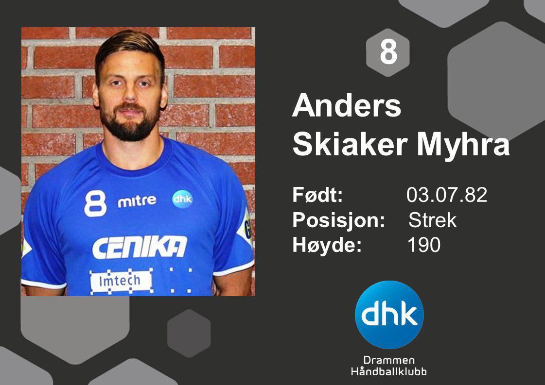 Henrik Jakobsen Født: 16.12.92 Posisjon: Strek Høyde:196 9