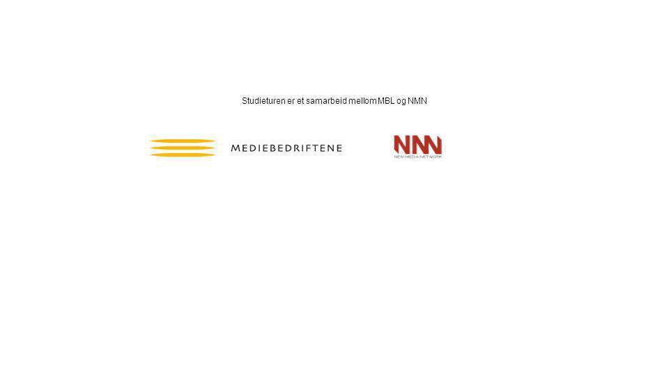 Studieturen er et samarbeid mellom MBL og NMN
