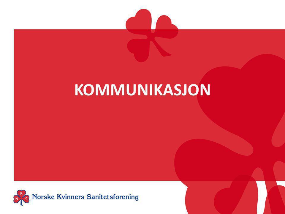 «Kommunikasjon er for samspill det som pusten er for å leve».