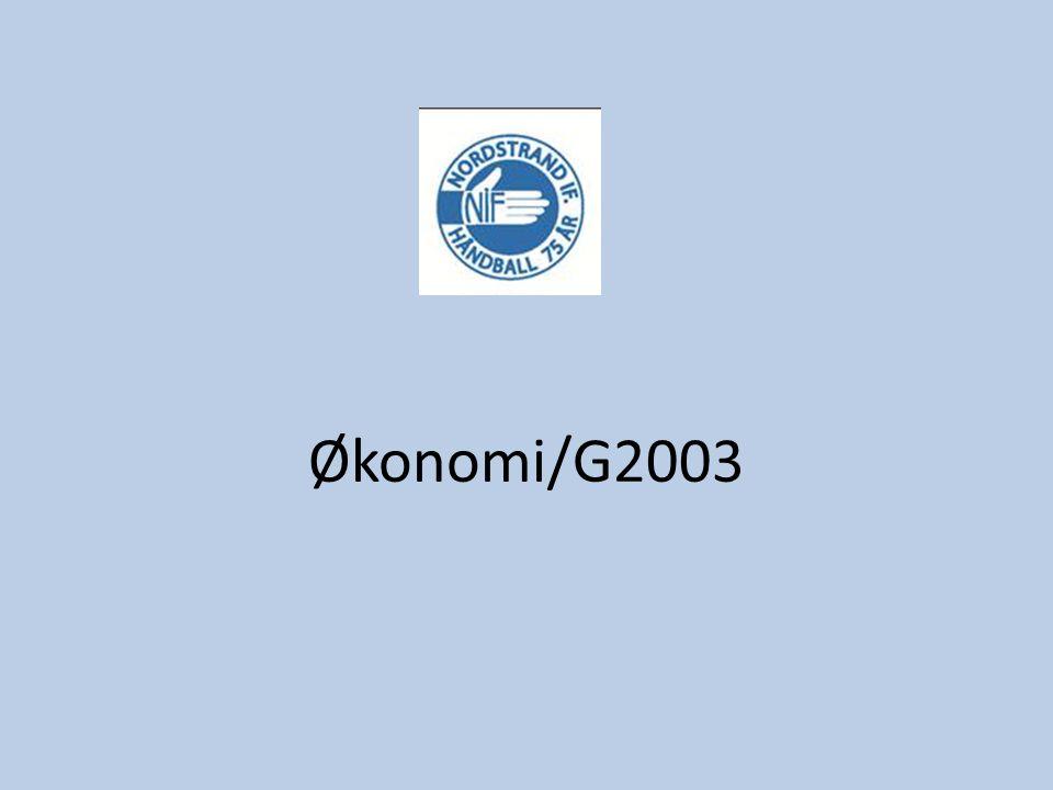 Økonomi/G2003