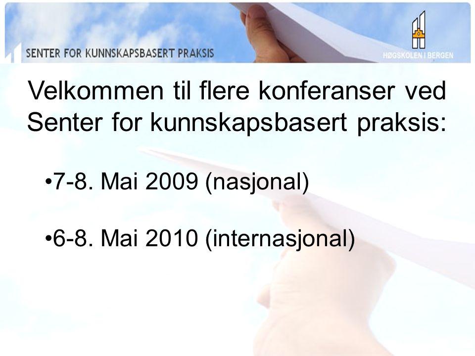 1. Formulere spørsmål 2. Gjennomføre Litteratursøk - lete! 3. Kritisk vurdere forskningsbasert kunnskap 4. Implementere og vurdere kunnskapen opp mot