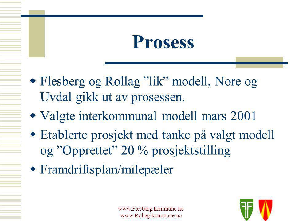 www.Flesberg.kommune.no www.Rollag.kommune.no Veien videre….