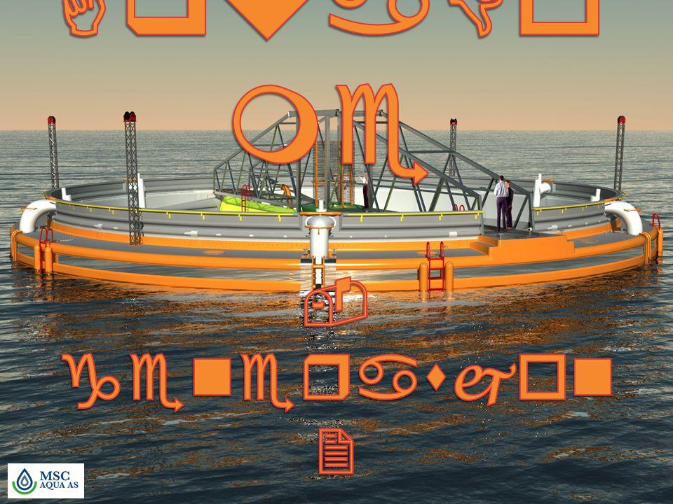 Historie 2007: AquaDome prosjektet starter opp i samarbeid med Innovasjon Norge og Skattefunn.