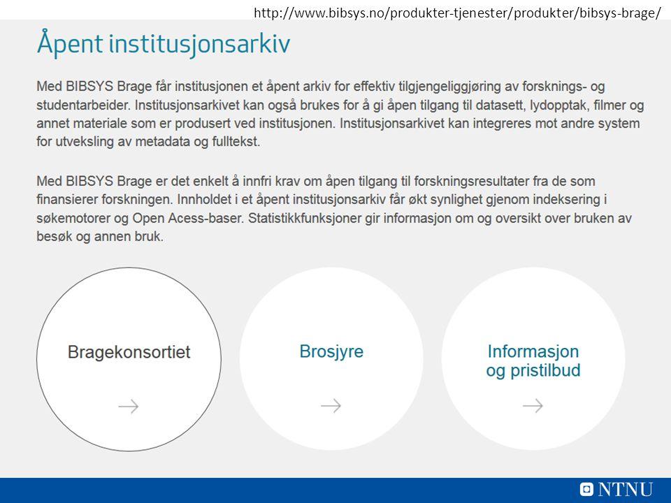 http://www.bibsys.no/produkter-tjenester/produkter/bibsys-brage/