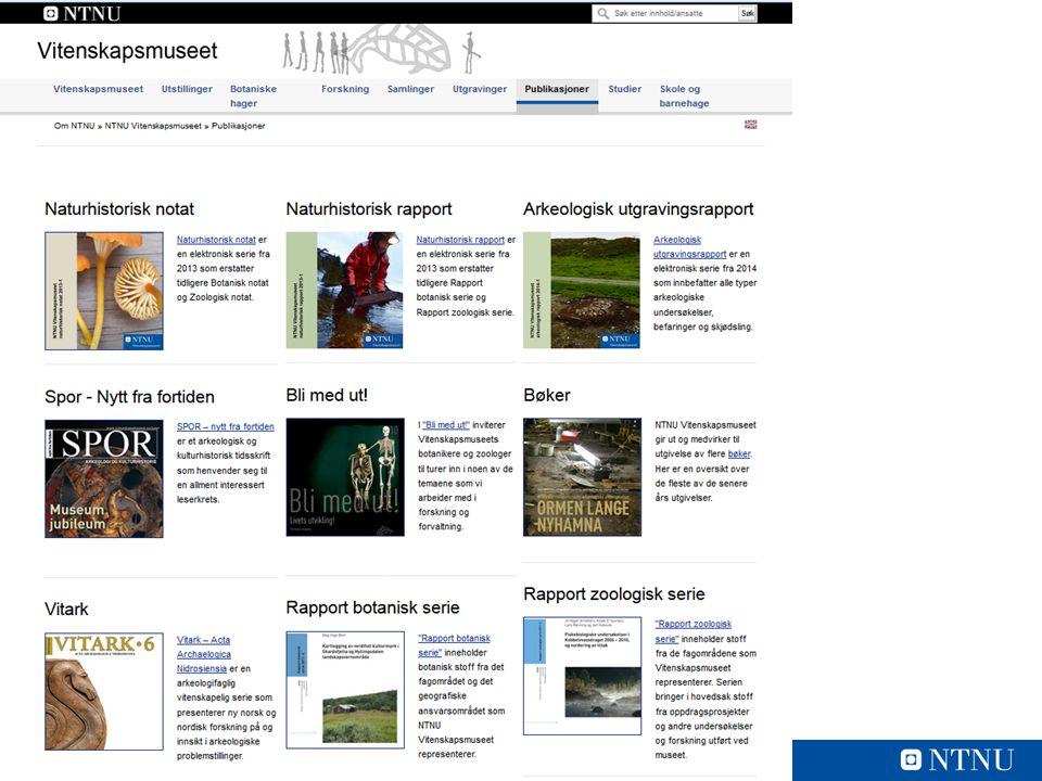 Vil du vite mer om åpen publisering? Sjekk www.openaccess.no