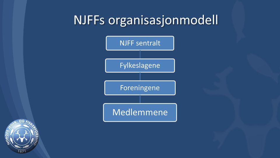 NJFFs organisasjonmodell