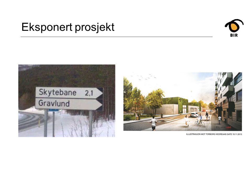 Eksponert prosjekt