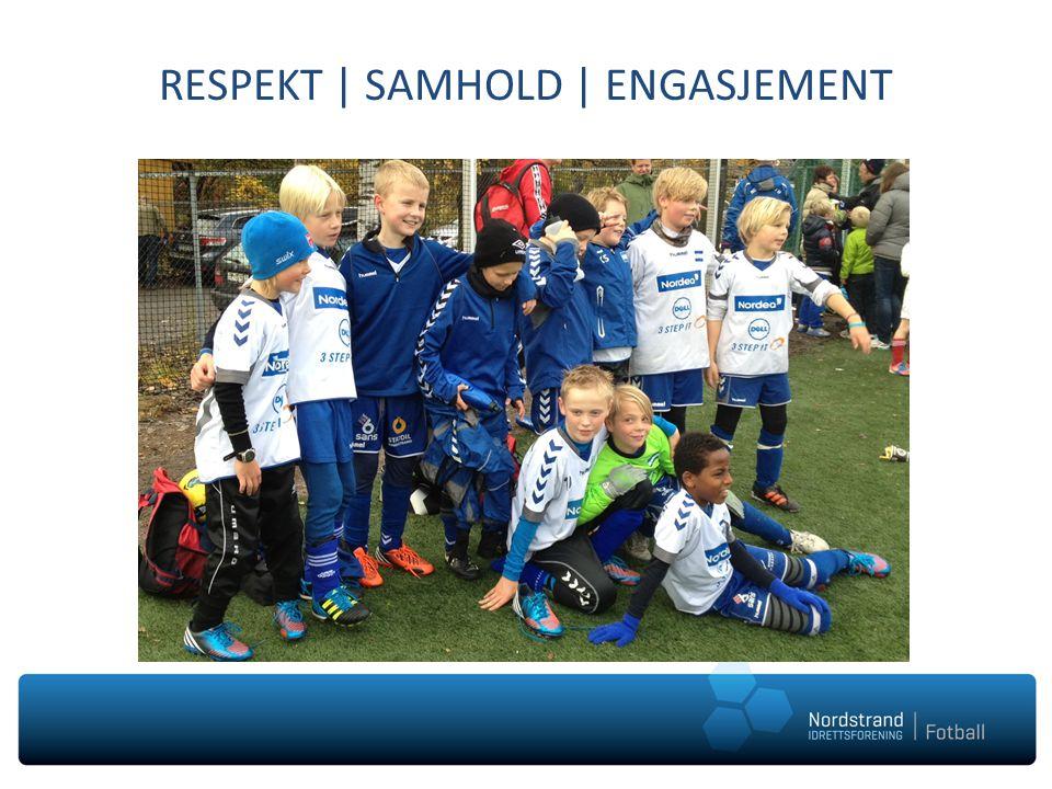 RESPEKT | SAMHOLD | ENGASJEMENT
