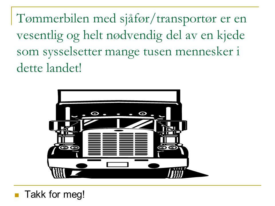 TidGrunnlagAndre forutsetninger 80-talletMT - melding (måle og transportmelding) på papir.