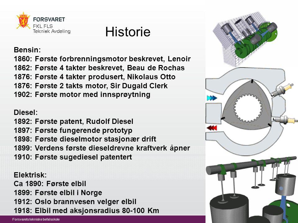 3 FKL FLS Teknisk Avdeling Forsvarets tekniske befalsskole
