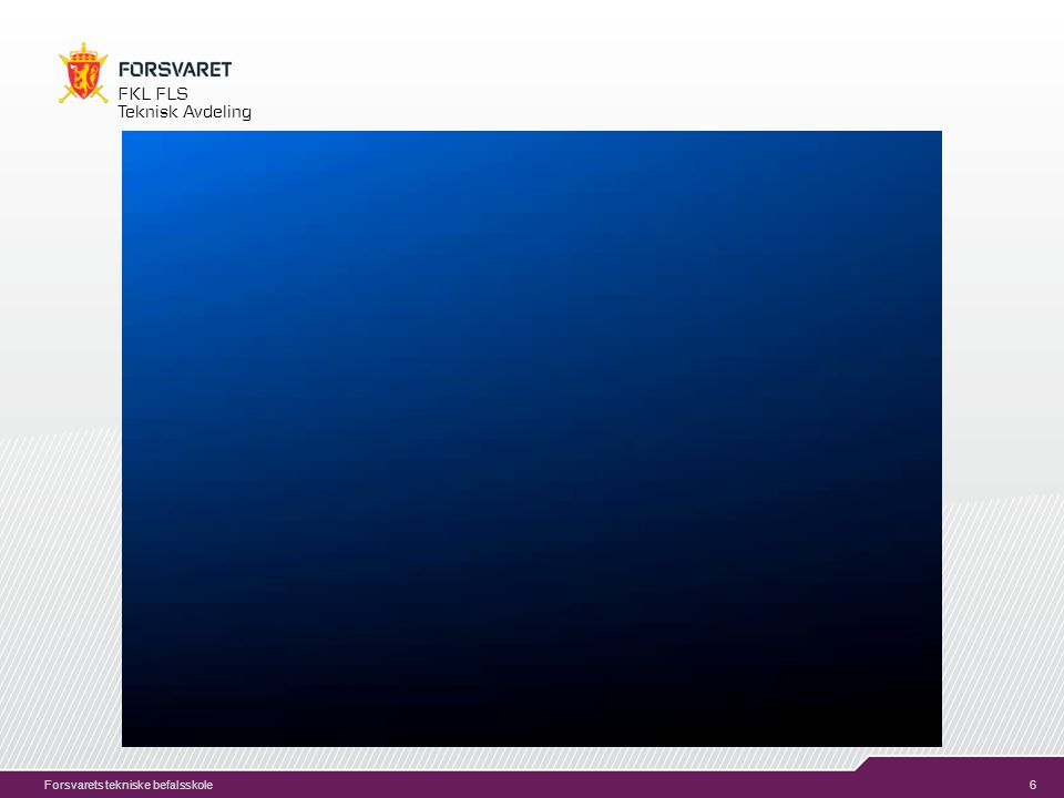 17 FKL FLS Teknisk Avdeling Forsvarets tekniske befalsskole Avgassystem Utvikling i tråd med økende miljøkrav Rense Dempe støy Lede avgasser vekk fra kupé