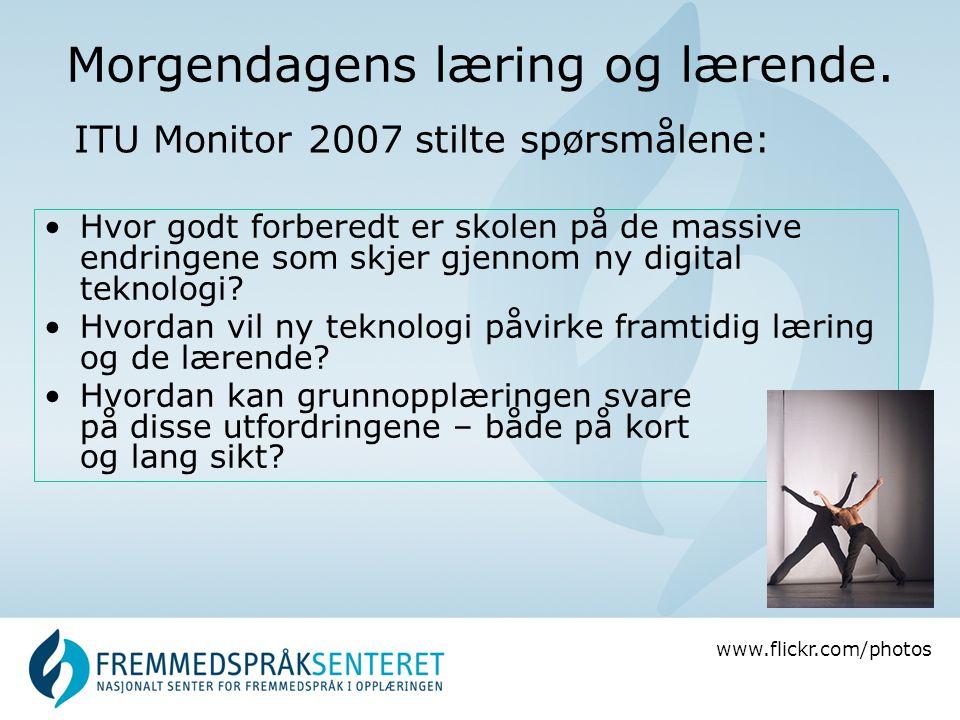 Skolens digitale tilstand Tilgjengelige datamaskiner er en forutsetning for læring og undervisning med IKT, men samtidig er det ikke et tilstrekkelig premiss for pedagogisk og faglig bruk av IKT.