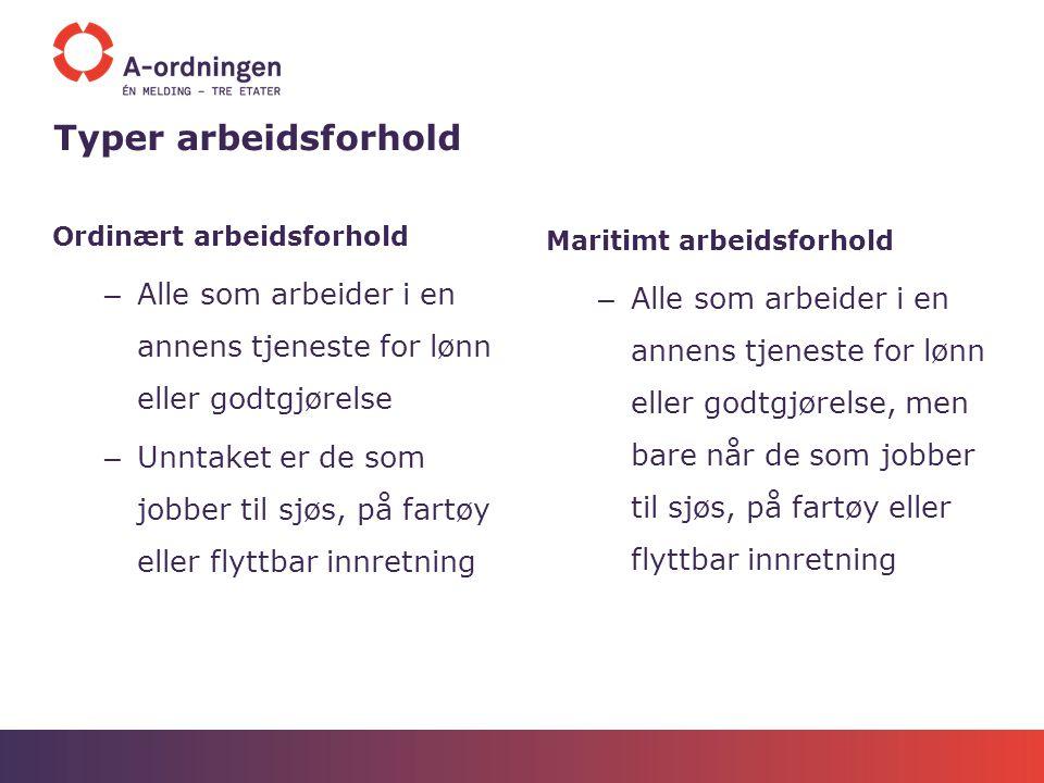 INNHOLD I A-MELDINGEN FORSKUDDSTREKK Tema: Forskuddstrekk i a-meldingen.