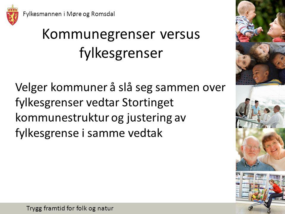 Fylkesmannen i Møre og Romsdal Trygg framtid for folk og natur Lokal milepælsplan i Møre og Romsdal Utført