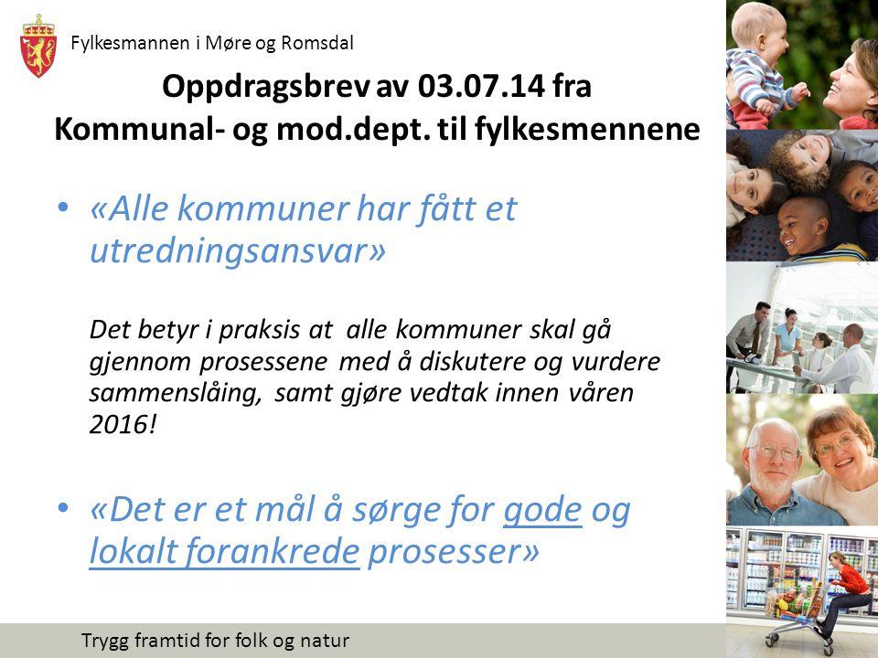 Fylkesmannen i Møre og Romsdal Trygg framtid for folk og natur Tvang .