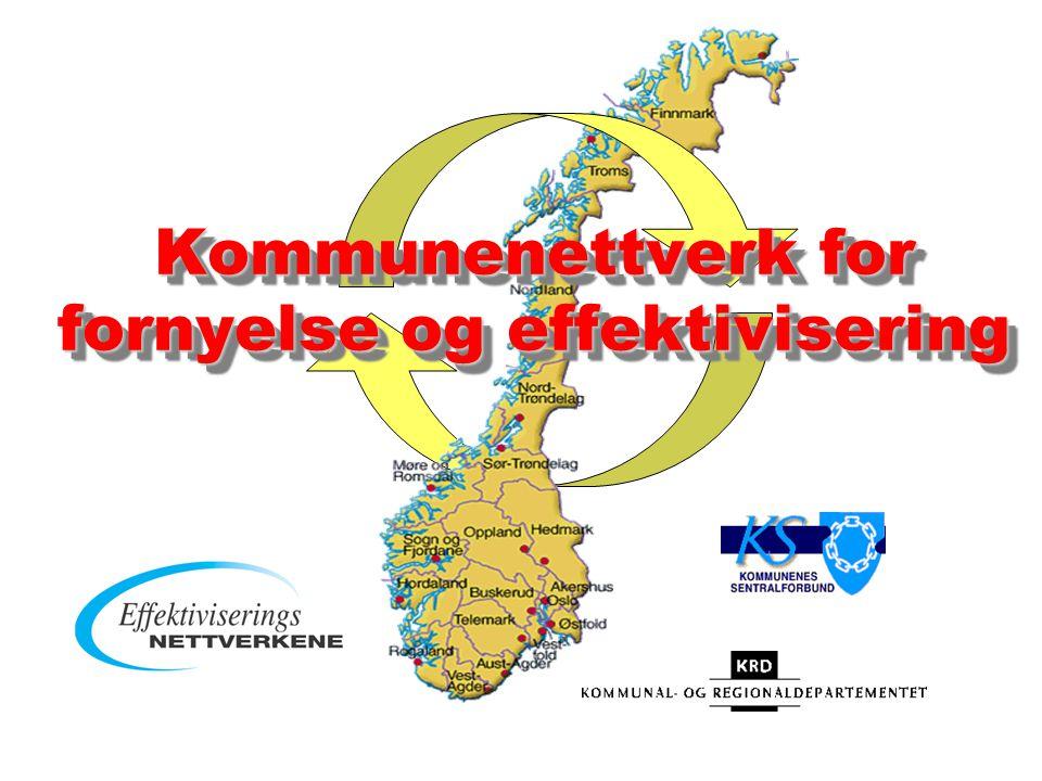 Kommunenettverk for fornyelse og effektivisering