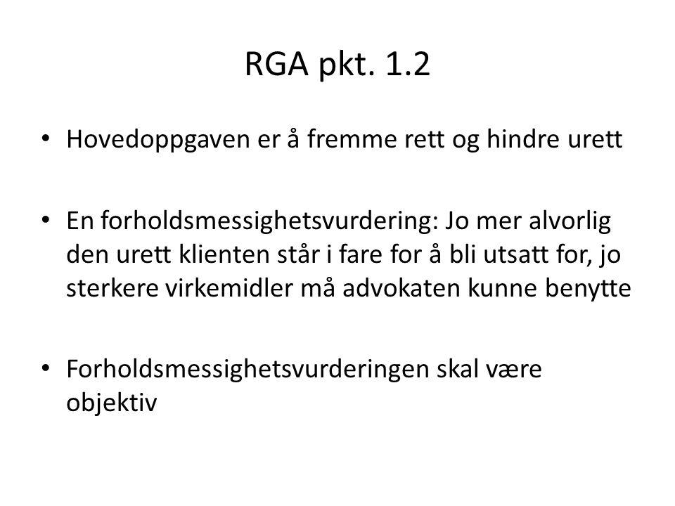 RGA pkt.