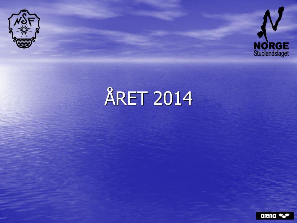 ÅRET 2014